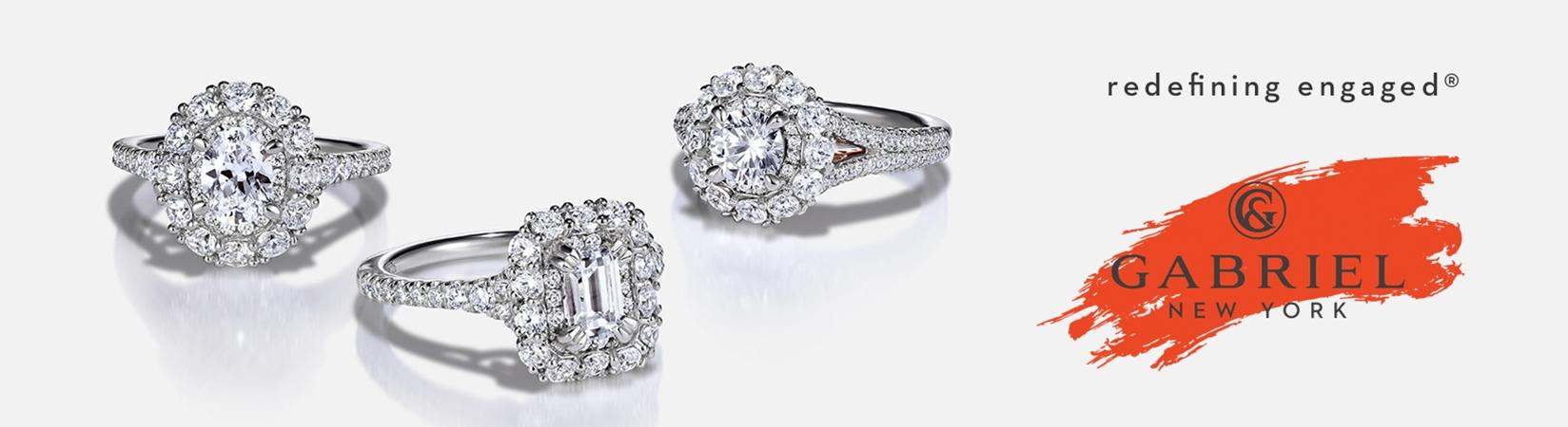 Gabriel engagement ring