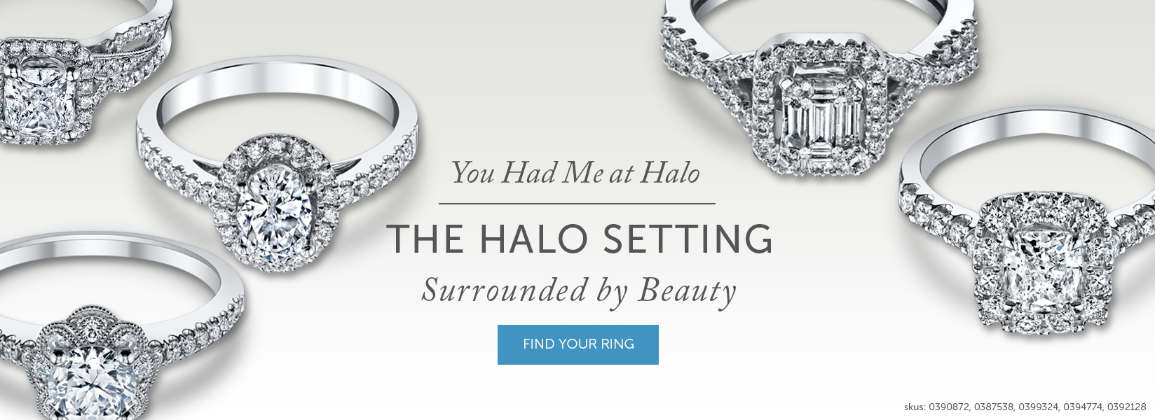 Find the ring of your dreams.