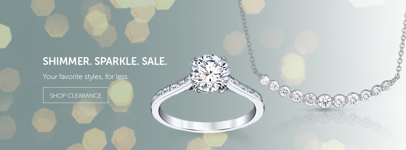 Shop for Clearance on Jewelry.