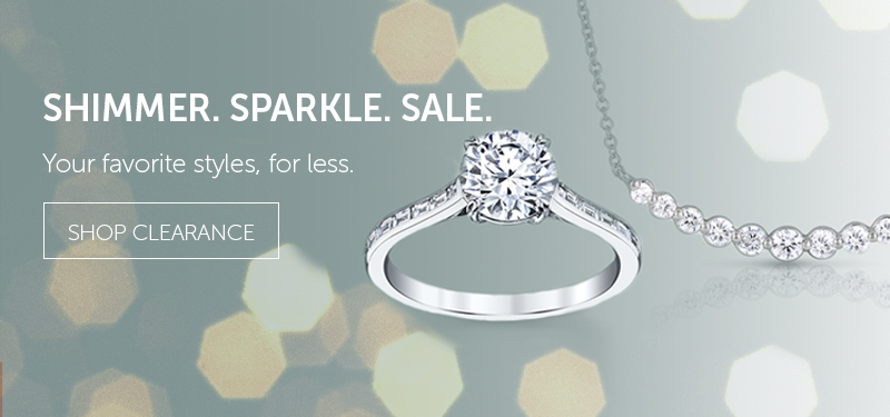 Shop for Clearance on Jewelry