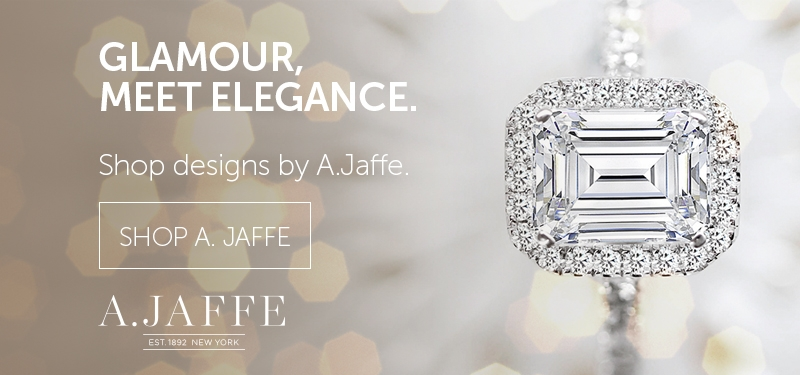 Shop for A. Jaffe Engagement Rings.