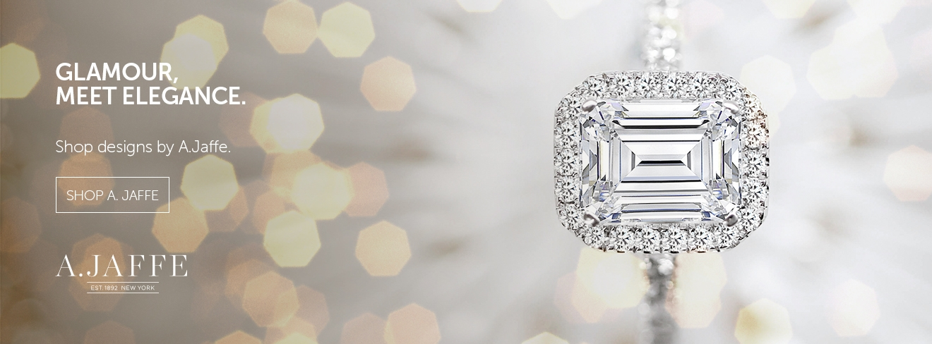 Shop for A. Jaffe Engagement Rings