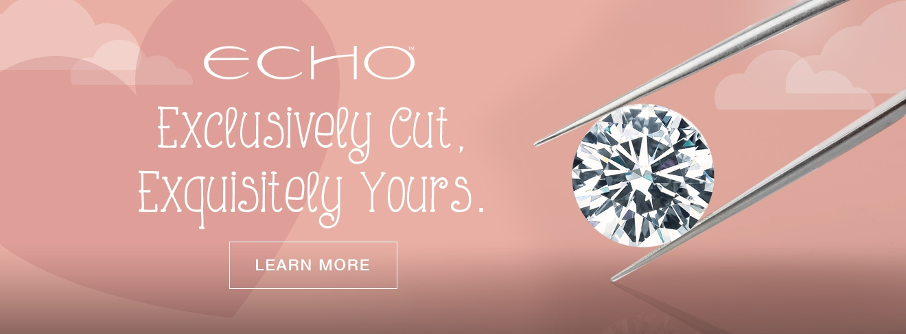 ECHO exclusively cut, exclusively yours