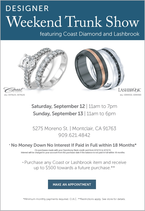 All Weekend Trunk Show
