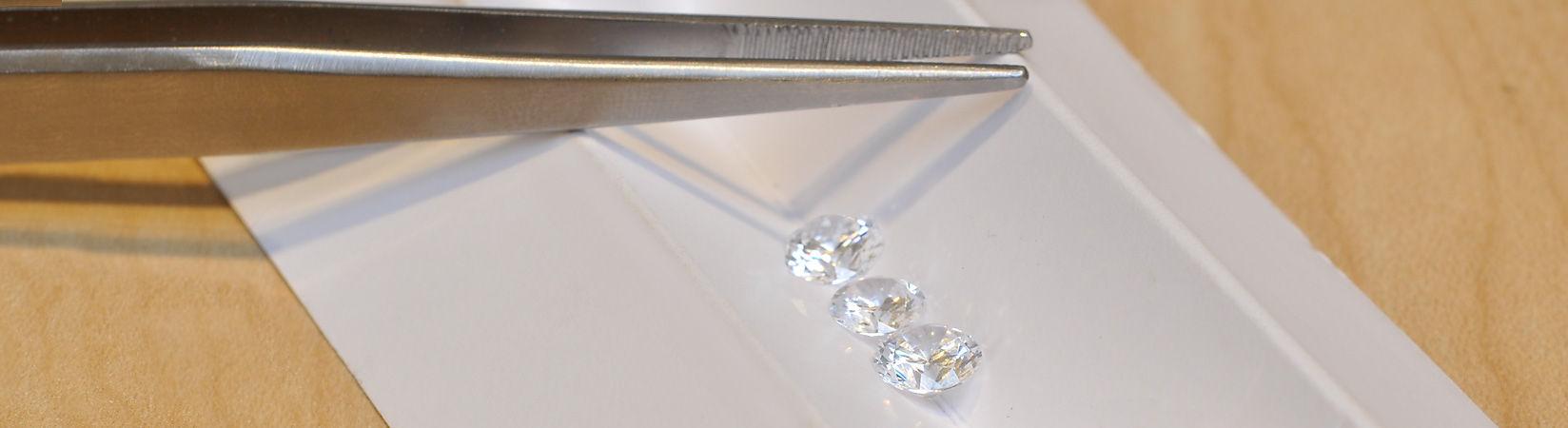 diamond examine