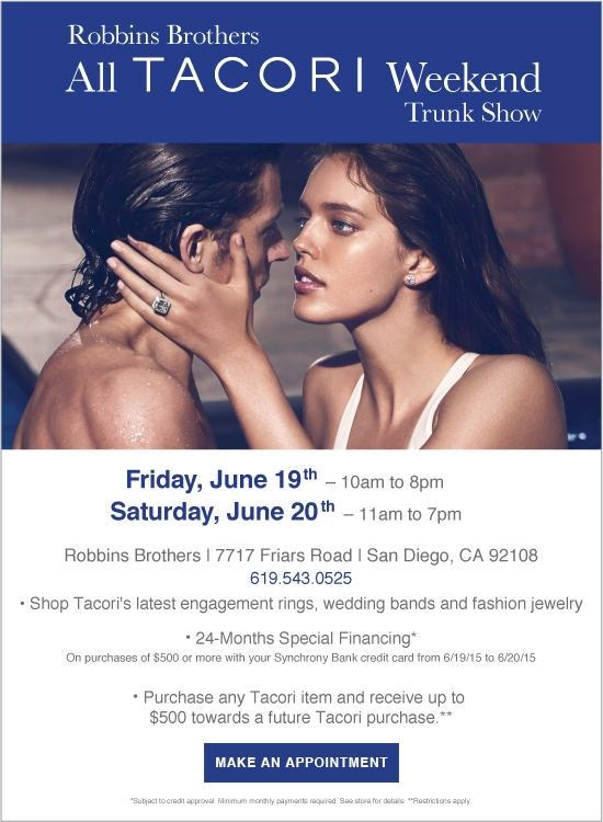 SD Trunk Show