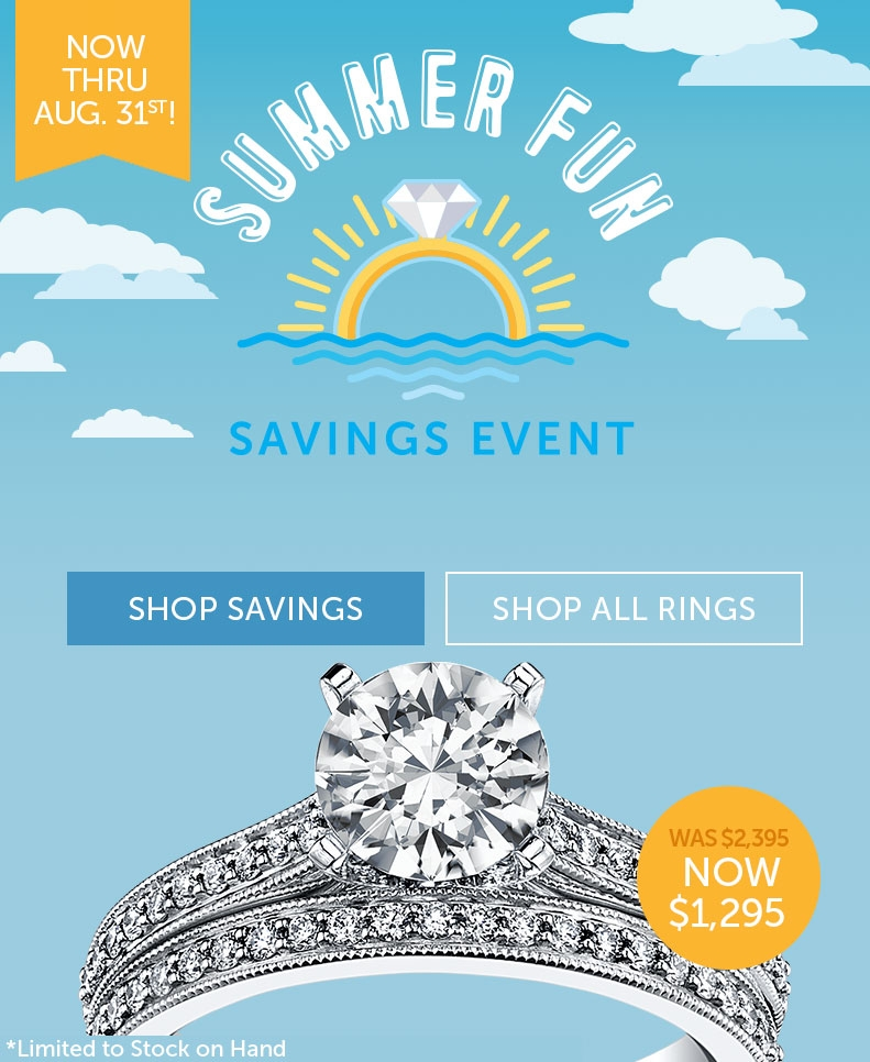 Summer Savings 60% Off