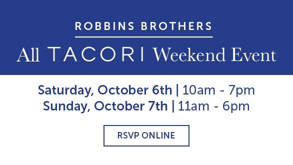 All TACORI Weekend Event