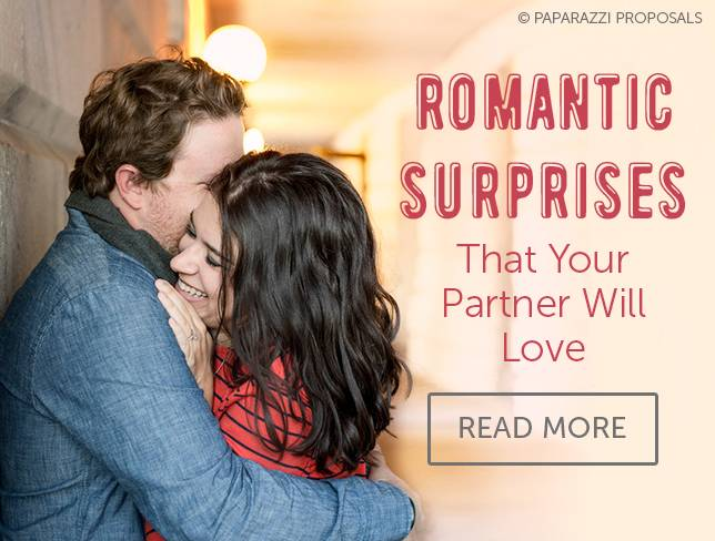 10 Romantic Surprises