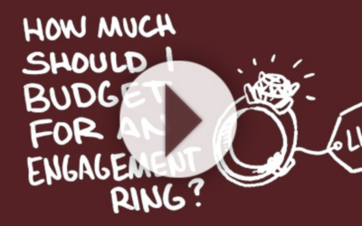 What do I look for when shopping for an Engagement Ring? video