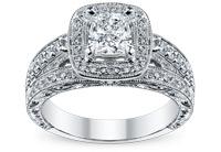 Halo Ring Design