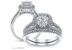 CandleLight Engagement Ring