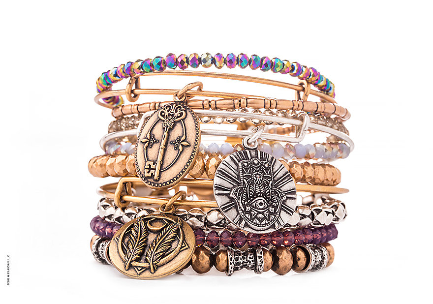 Alex and Ani Collection Ring Image