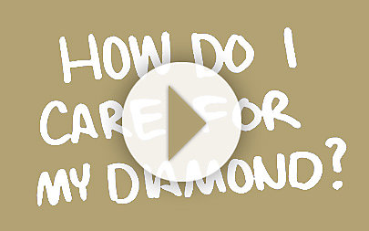 How To Care for a Diamond video