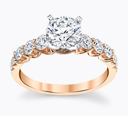 Divine Engagement Ring