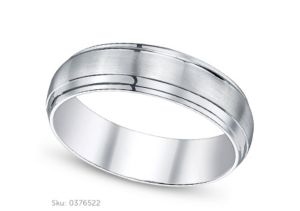 Gravure Wedding Band