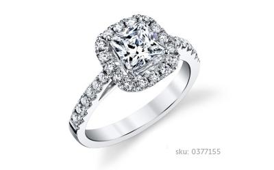 halo ring design - Wedding Ring Types