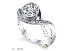 mark schneider engagement ring