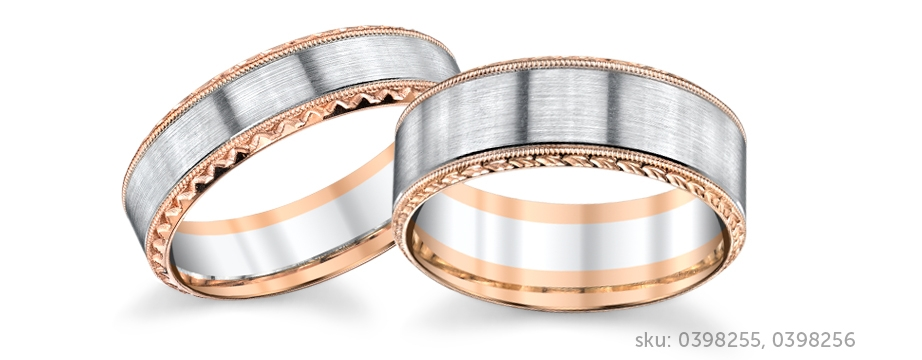Wedding Rings and Bands Robbins Brothers