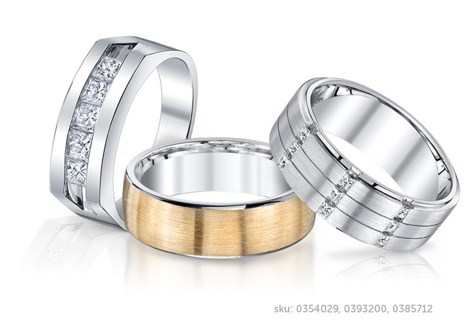 mens wedding bands - Man Wedding Rings