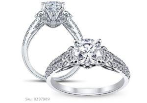 Peter lam engagement ring