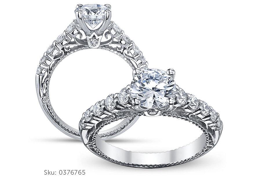 verragio diamond ring