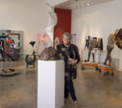 Rebecca Low Sculptural Metal Gallery & Studio