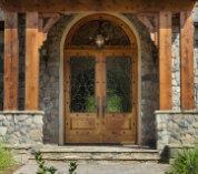 Clark Hall Doors