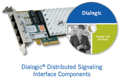 Dialogic Distributed Signaling Interface (DSI) Signaling Servers Boards Gatewa