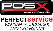 POS-X Warranty