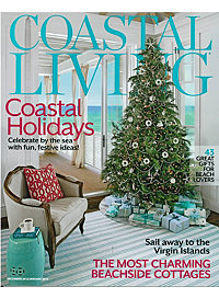 Coastal Living - January 2013