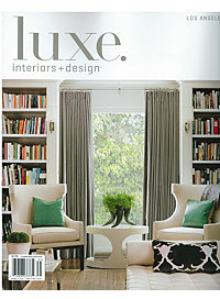 Luxe Interiors + Design - Winter 2013