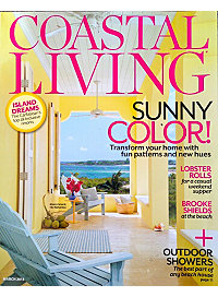 Coastal Living - March 2013