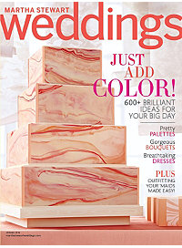 Martha Stewart Weddings – Spring 2013