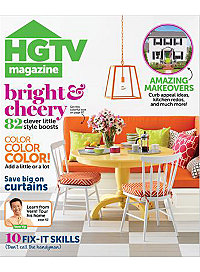 HGTV Magazine – May 2013