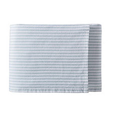 Brahms Mount Woven Stripe Bed Blanket – Surf