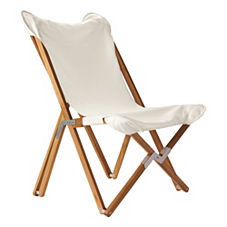 Butterfly Chair – Ivory