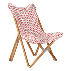 Captiva Butterfly Chair – Paprika