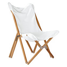 Butterfly Chair – White