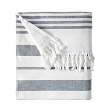 Fouta Beach Towel – Midnight