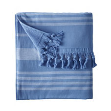 Fouta Beach Towel - Baltic