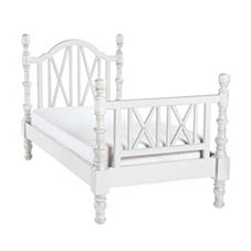Cambridge Bed - White