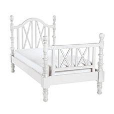 Cambridge Bed - White