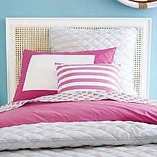 Juice Color Frame Duvet & Shams