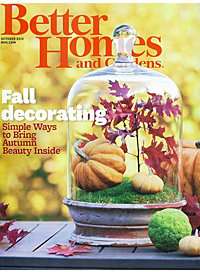 Better Homes & Gardens – October 2012