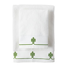 Gobi Bath Towels – Grass