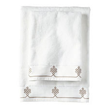 Gobi Bath Towels – Bark