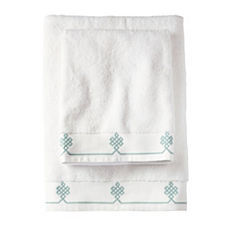 Gobi Bath Towels – Aqua