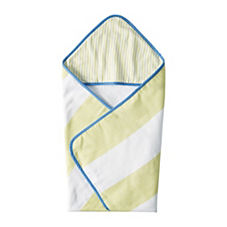 Fouta Hooded Towel - Lime
