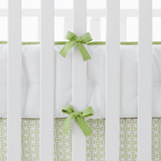Nursery Basics Crib Bumper – Sprout